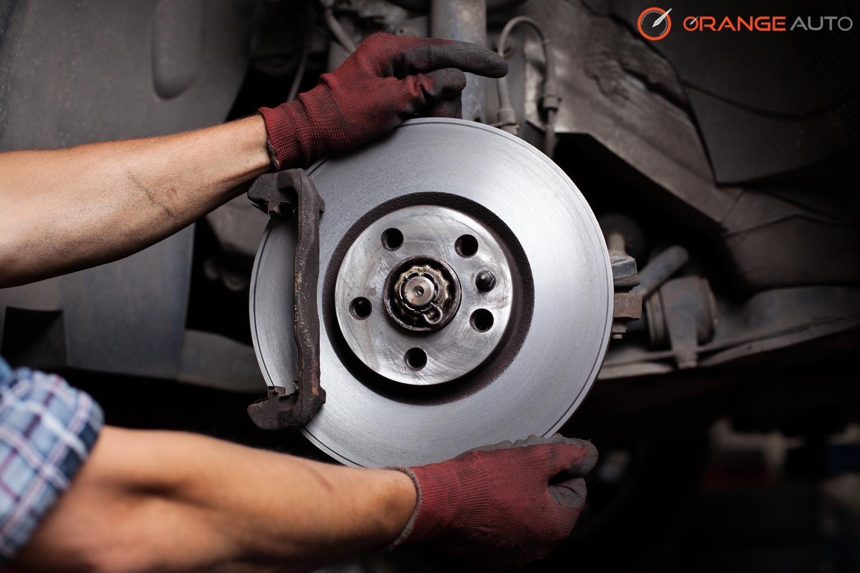 When to change brake pads 13