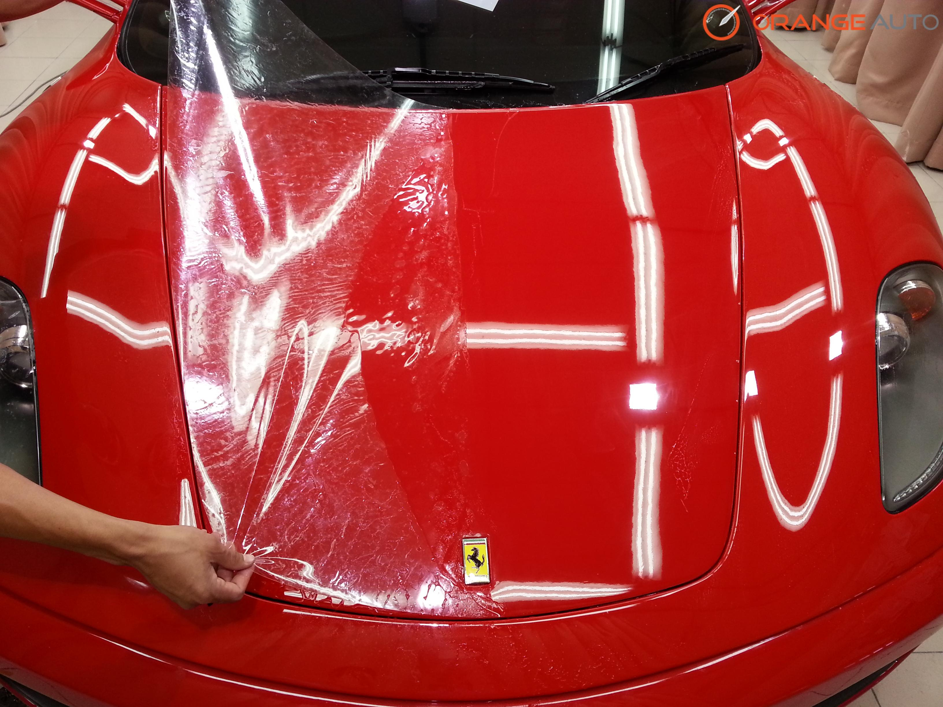 Car paint protection price in dubai