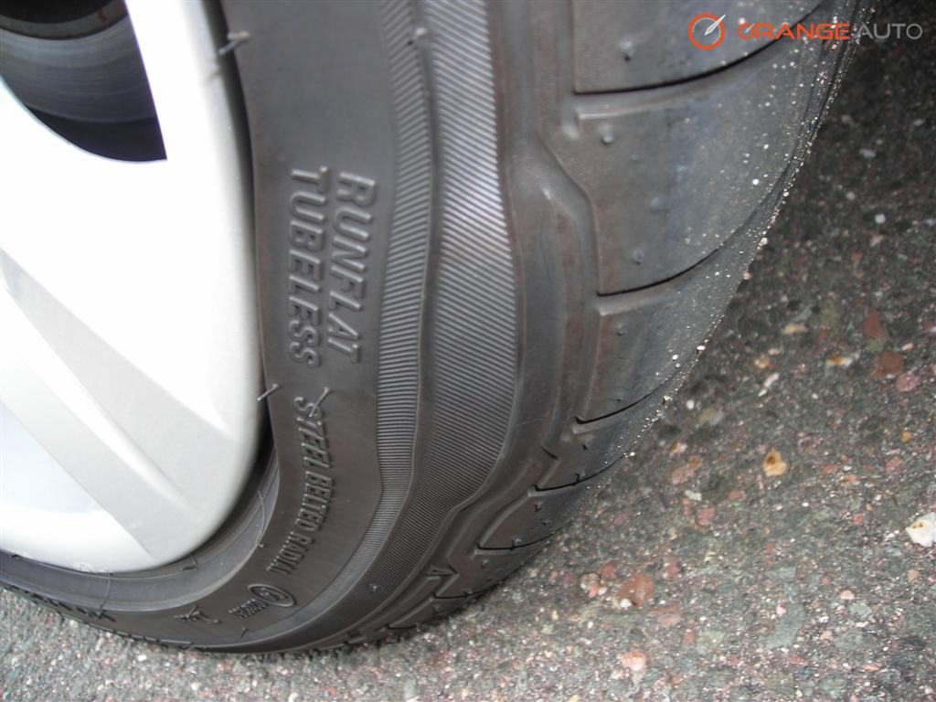 Beware of Bubbles in your Tire