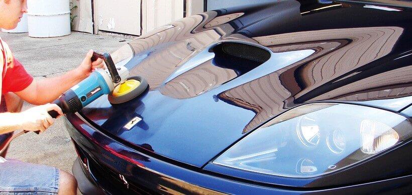 Car Exterior Paint Protection In Dubai Orange Auto