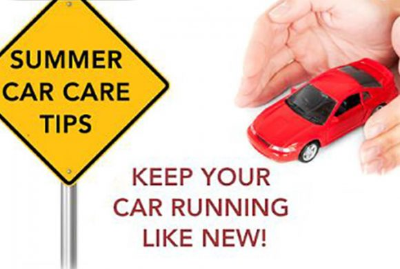 Summer Car Care Tips from Orange Auto