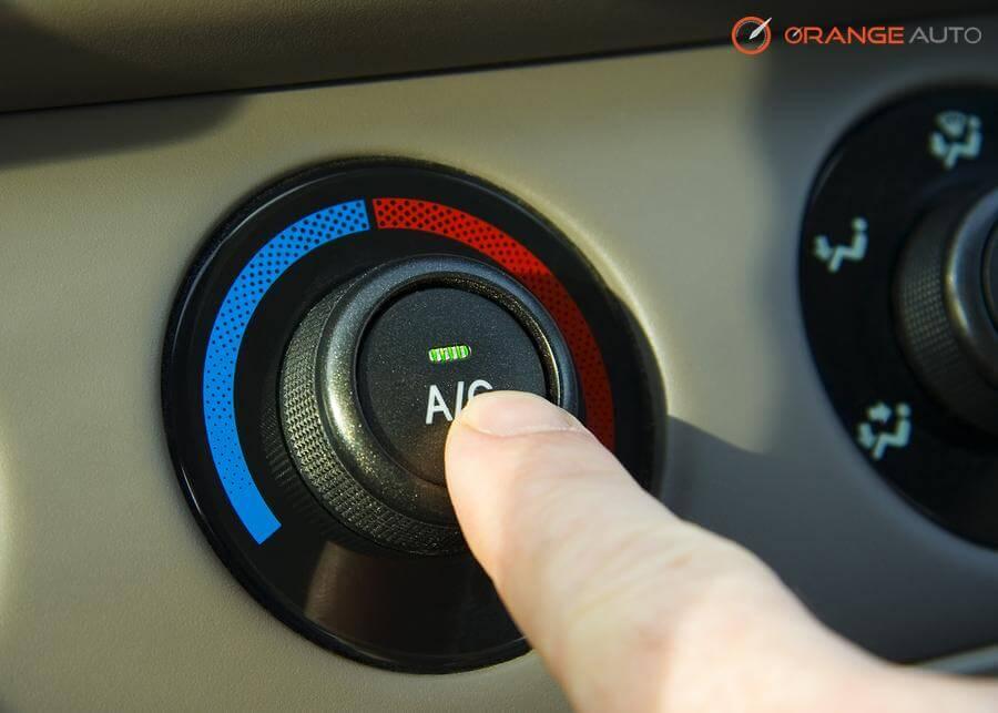 Car AC Switch