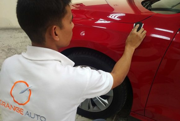 Using Ceramic Paint Protection to Protect the Brand New Look of Your Car in Dubai