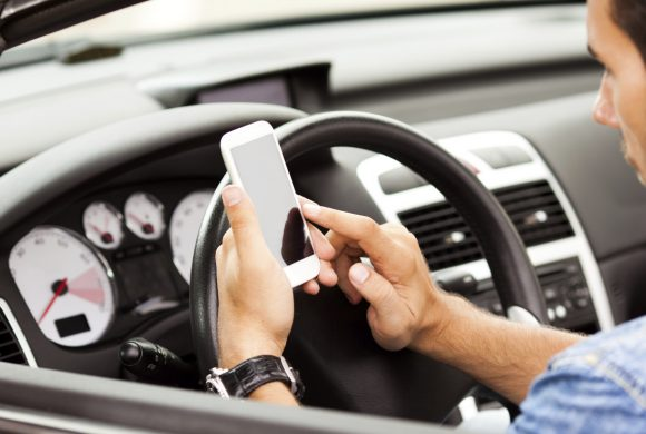 Keep Your Hands Off the Phone While Driving