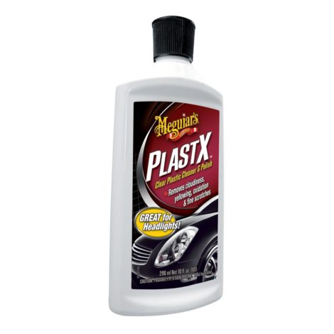 Meguiar's PlastX Clear Plastic Cleaner and Polish