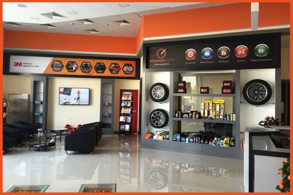 Finding a Reliable and Honest Service Garage in Dubai