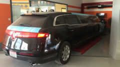 limousine wheel alignment dubai orange auto