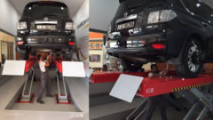 nissan patrol wheel alignment dubai