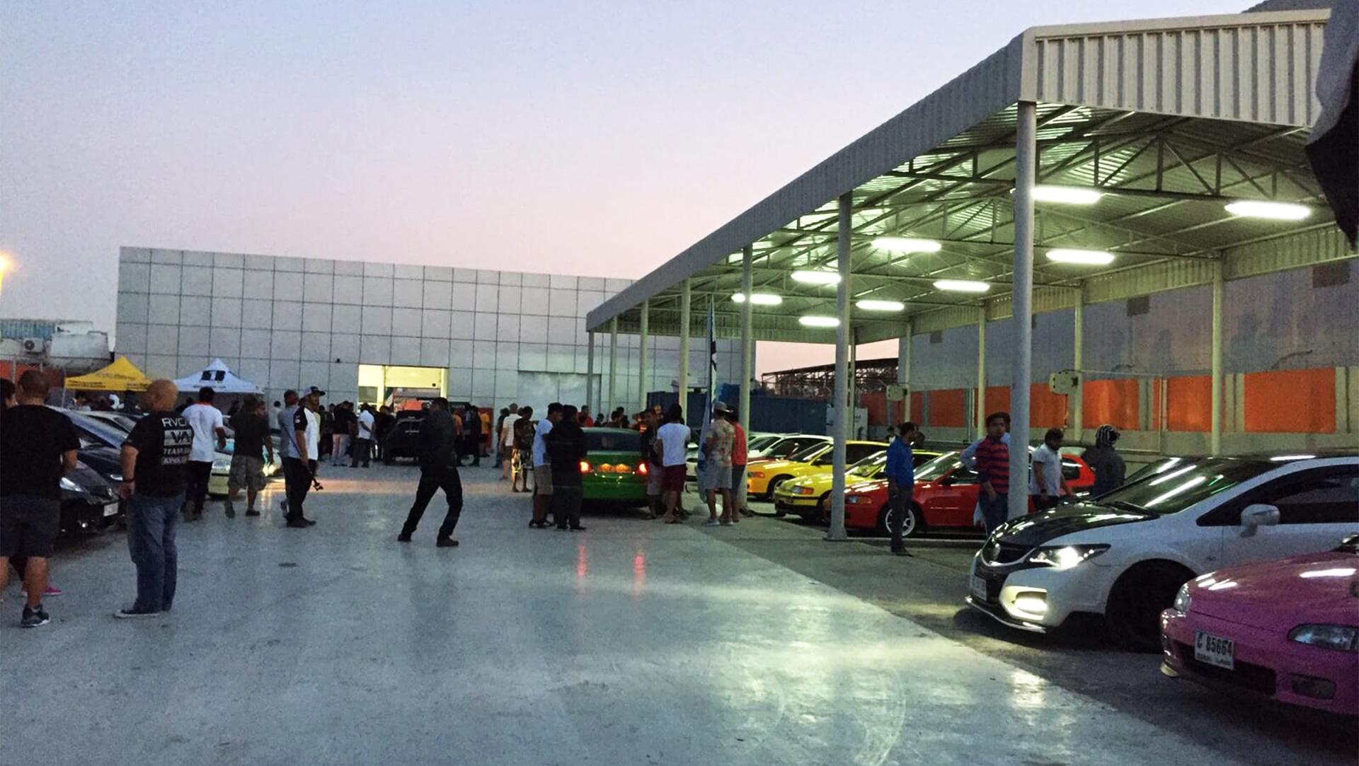 Honda Club Event at Orange Auto - Dubai