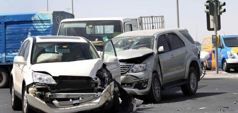 What Should You Do if you have an Accident in UAE?