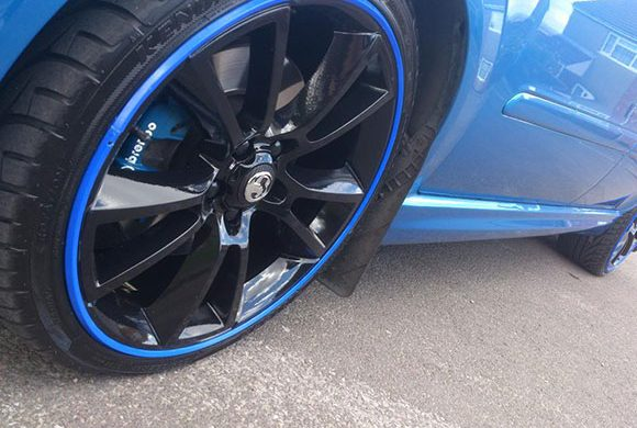 Why do I need wheel rim protectors for my car?