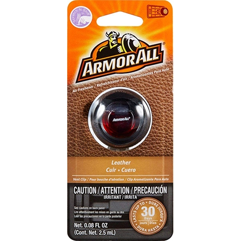 Online Armorall Air Freshener Leather