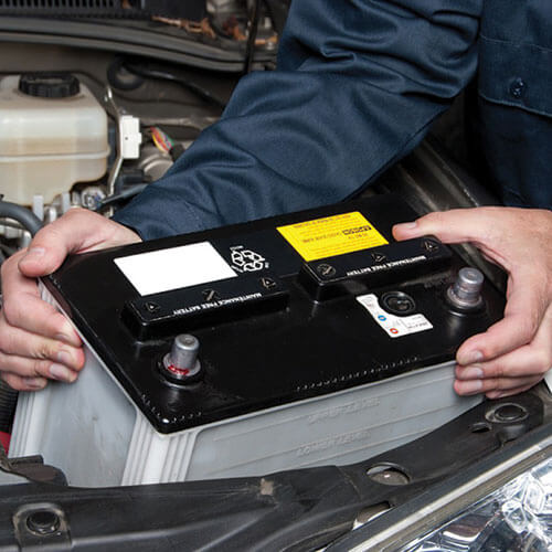 Car Battery Change