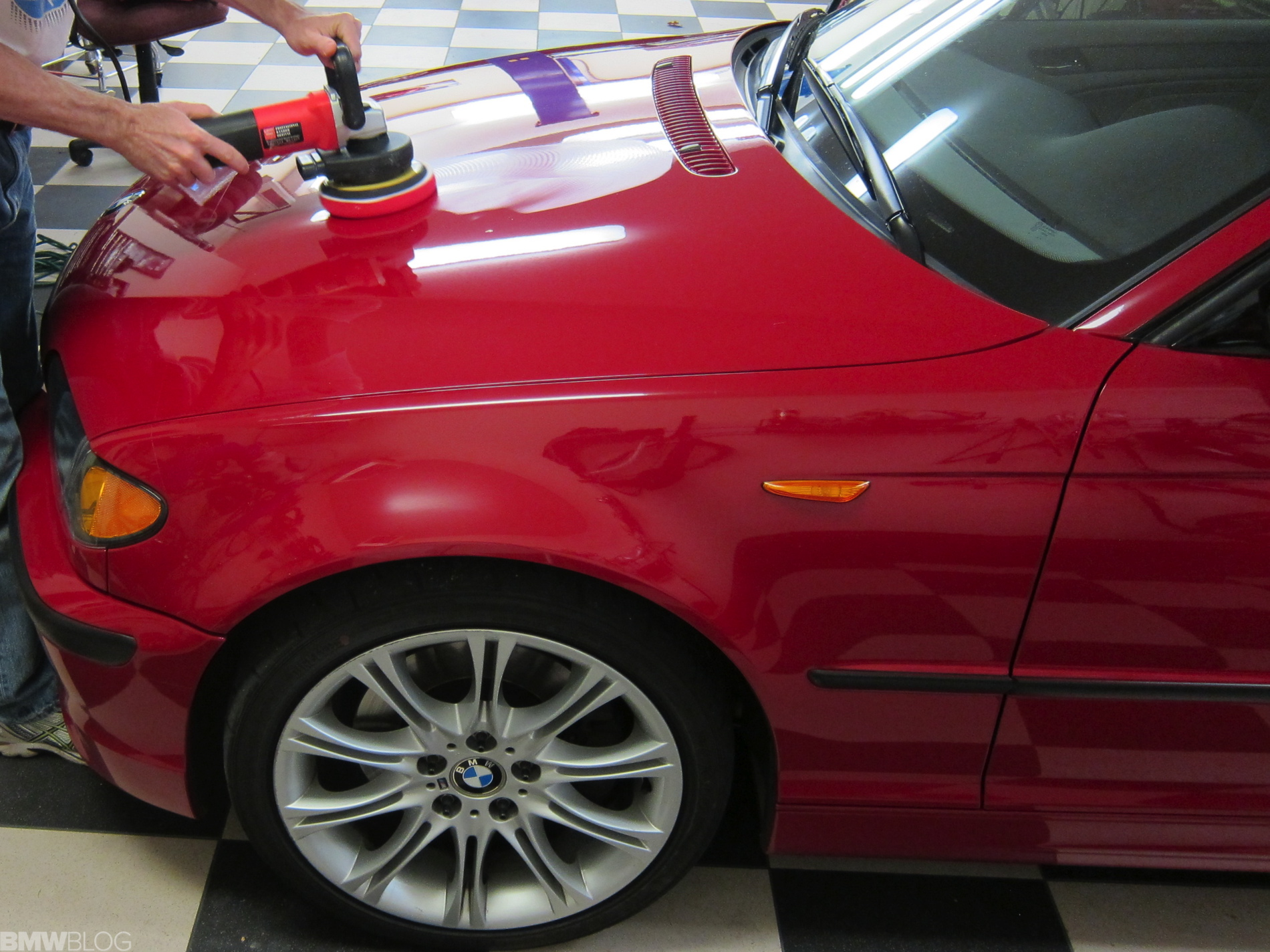 Best Polish And Wax For Red Cars