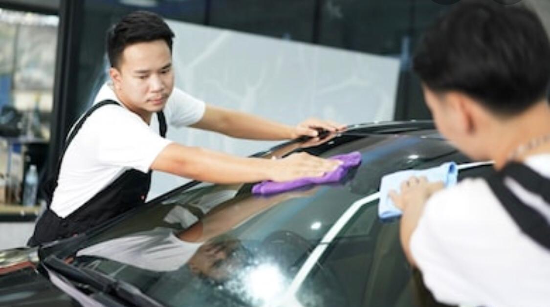 Car Glass Repair Dubai