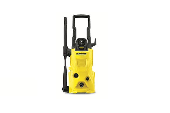 Karcher Provides a Fast and Effective Way to Clean Your Car