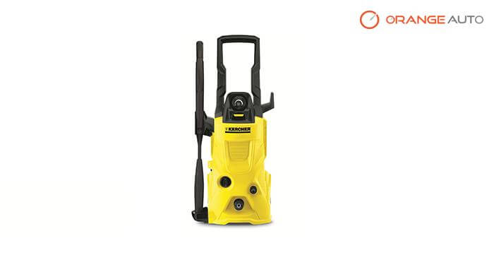 K4 and K4 Compact high-pressure washers
