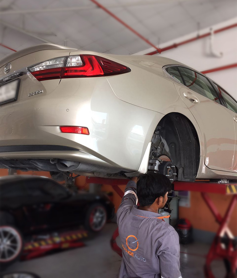 Lexus Service Dubai – Best Lexus Repair & Servicing Workshop