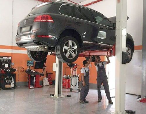 Car Oil Change Service In Dubai By Orange Auto