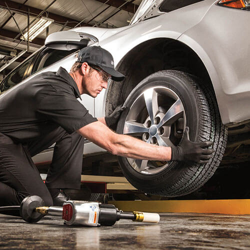 TIRE CHANGE SERVICE FOR CARS
