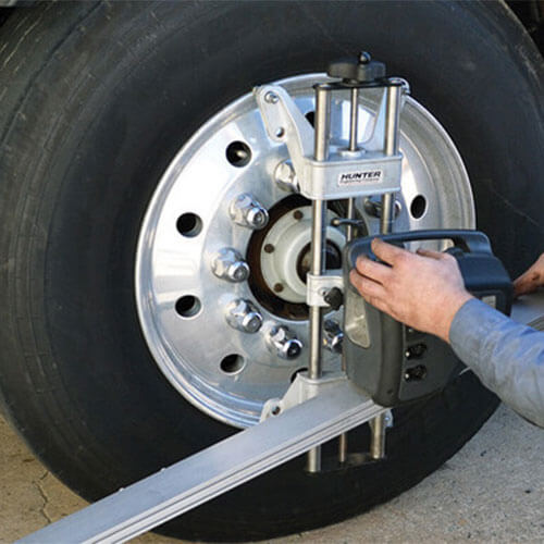 Truck and Bus Wheel Alignment