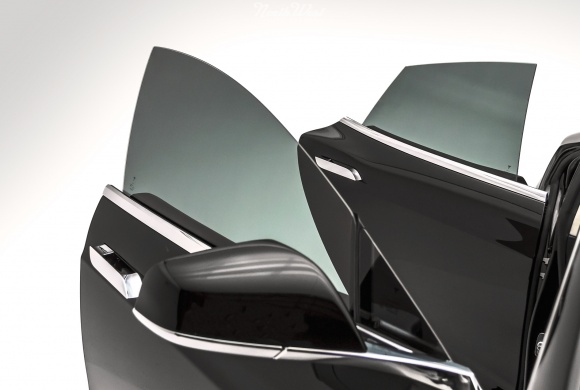 What is the Legal Car Tinting Percentage in Dubai?